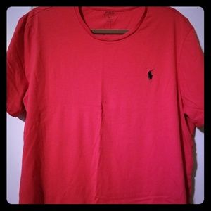 Hot Pink Polo Tee Size XXL.